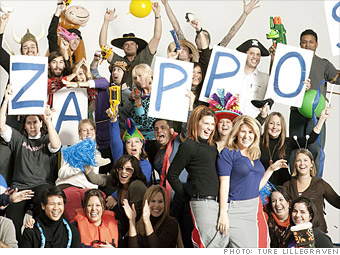 What Tony Hsieh Did for Zappos